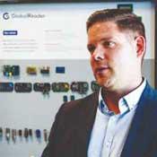 Indrek Jaal, CEO, Globalreader
