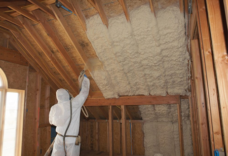 Key Benefits of Spray Foam Insulation
