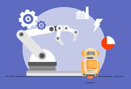 Here's Three Benefits of Using AI in Manufacturing