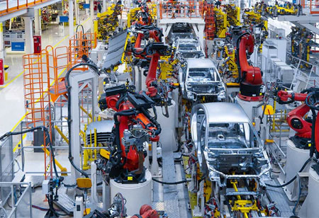 Top 3 Key Advances in Manufacturing Automation
