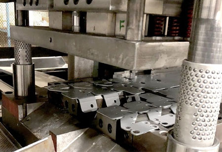What is Metal Stamping?