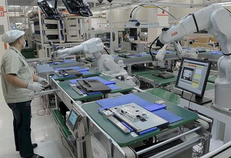 Expansion of Industrial Futuristic Robotics in Pandemic