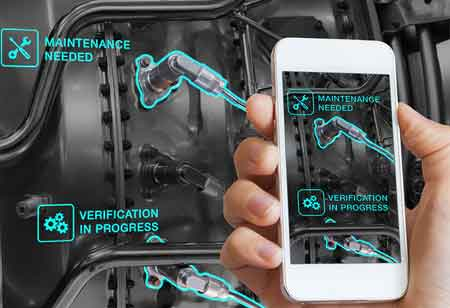 How AR Improves Manufacturing?