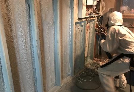 Six Important Benefits of Spray Foam Insulation