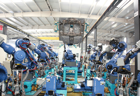 The Impact of Smart Manufacturing and Robotics on the Manufacturing Industry