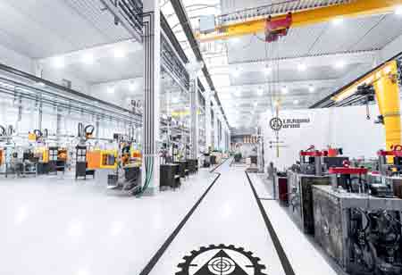 How can Smart Factory Revitalize Manufacturing Efficiency?