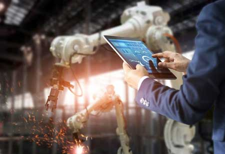 How Manufacturing Industry is Leveraging Machine Vision
