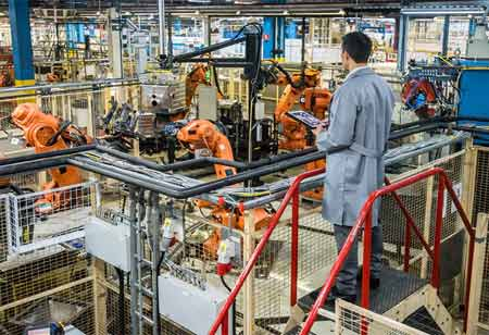 Manufacturing: Know About the 2 Types of Robots Here