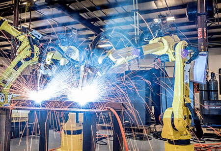 The Advantages of Automating Manufacturing Processes
