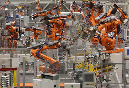 Manufacturing: Revitalizing the New Age Shifts