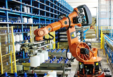 Three Key Trends in Industrial Robotics