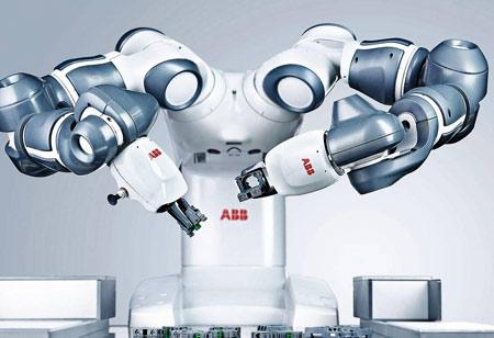 Next Generation Of Industrial Robots