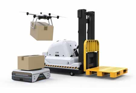 Six Ways to Improve Material Handling Processes