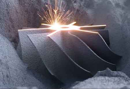 How PBF Metal Additive Manufacturing Can Change Mining?