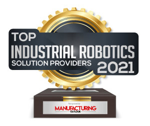 Top 10 Industrial Robotics Solution Companies - 2021