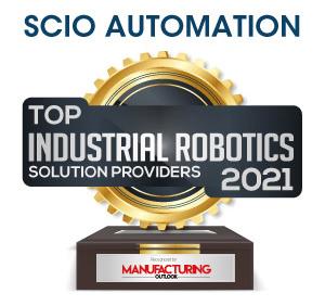 Top 10 Industrial Robotics Solution Companies - 2021