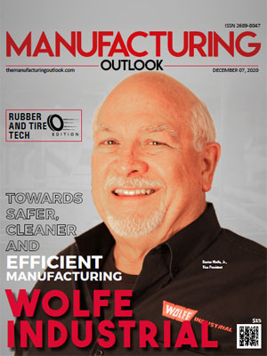 Wolfe Industrial: Towards Safer, Cleaner and Efficient Manufacturing