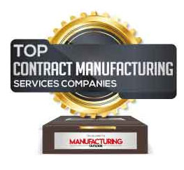 Top 10 Contract Manufacturing Service Companies - 2021